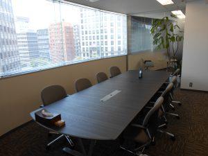 事務所内の風景
